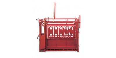 Applegate Livestock - Cattle Chute