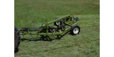 Kosch - Model MDP16 & MDP18 - Trailblazer Pitman Less Double Bar Mower