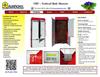 AgriNomix - Model VBT - Bale Shaver - Brochure