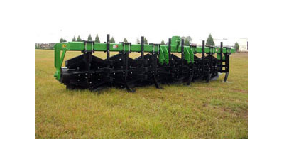 Model 4 and 6 row - Cross Cotton Stalk Chopper