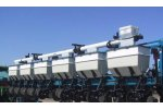 Planter Cross Augers for Fertilizer