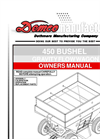 450 Gravity Flow Wagon Owners Manual- Brochure