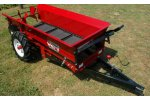 Conestoga Manufacturing LLC - Model E-25  Series - Compact Manure Spreader