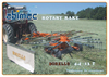 Single Rotor Rotary Rakes 4.4-13T - Brochure