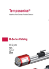 Temposonics - RP / RH - Mobile Hydraulic Position Sensors - Brochure