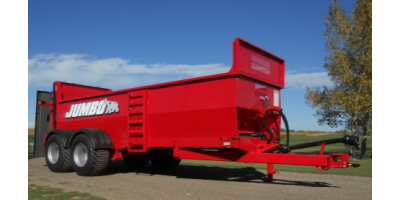 Tractor Pull Manure Spreader