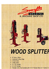 Smyth Welding - Wood Splitters - Brochure