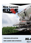 Stahly - Model NL4500G4 Edge - Spreaders Brochure