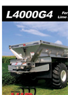 Stahly - Model NL4000G4 - Fertilizer and Lime Spreader Brochure