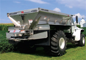 Model L4000G4 - Fertilizer and Lime Spreader