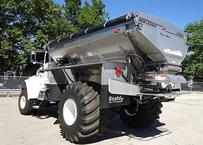 Stahly - Model NL4000G - Multibin Spreader