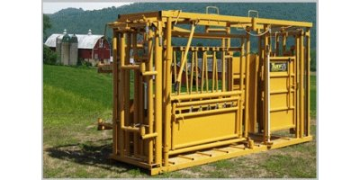 Tuff - Model SC1 - Cattle Squeeze Chute