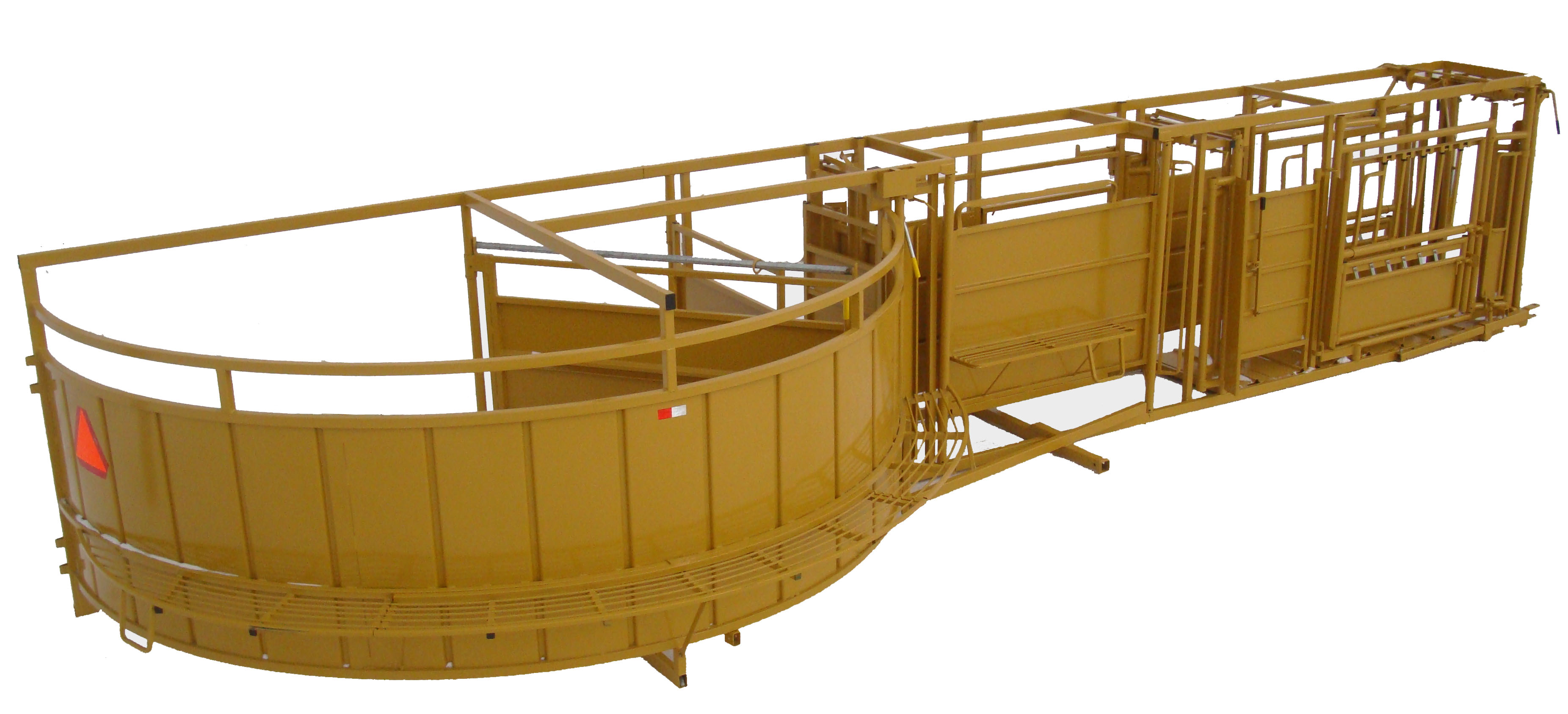 Tuff - Model PS1 - Portable Cattle Handling System