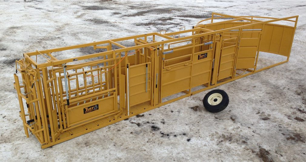 Portable Cattle Handling System-1