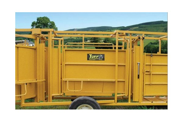 Portable Cattle Handling System-3