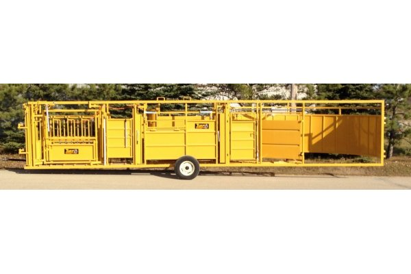 Portable Cattle Handling System-2