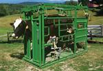 Hoof Trimming Chute (HTC)