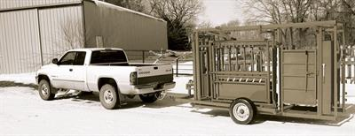 Tuff - Chute Transport Cart