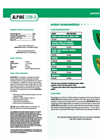 Alpine - Model CRN-B - Liquid Fertilizer - Datasheet