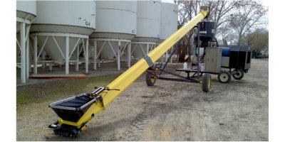 ELIAS - Model 8-13  Series - Truck Loading Conveyors