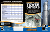 M-C - Model Commercial Tower Series - Tower Grain Dryer Brochure