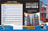 M-C - Model Legacy Series - Low Profile Dryers Brochure