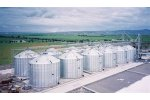 Westeel - Commercial Storage Flat Bottom Grain Bins