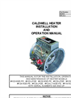 Model 752485 - Axial Fan Heater Brochure