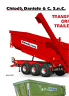 Transfer Grain Trailers - Dumper- Brochure