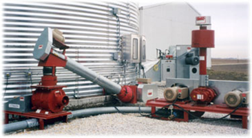 Grain Conveying Air Systems