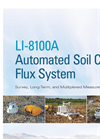 LI-COR - Model LI-8100A - Automated Soil CO2 Flux System - Brochure
