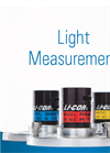 Light Measurement Brochure