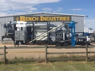 Bench Industries - Mobile Grain and Seed Cleaners