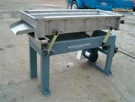 Bench Industries - Vibratory Grain and Seed Conveyors
