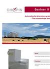CHOPIN - Quatuor II  - Brochure
