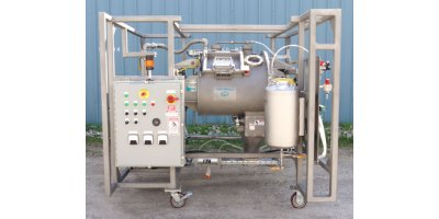 A & J Mixing - Model PHLAUER™ - Aquaculture & Pet Food Mixers