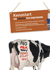 Kenostart - For Premium Teat Conditioning - Brochure
