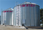 Twister - Model 4 - Wide Corrugated Grain Bins