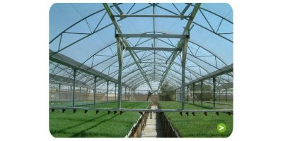 Greenhouse for Growing Flowers, Vegetables and Fruits