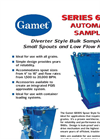 Gamet - 6800S - Bulk Sampler Brochure