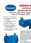 Gamet 6400 Bulk Sampler Brochure