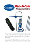 Gamet Vac-A-Sample Brochure