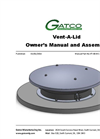 Gatco - Model Vent-A-Lid - Ventilation Tool for Grain Bins - Brochure