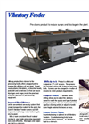 Garratt Vibratory Feeder Brochure