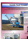 Model MTS - Mobile Seed Treater Brochure