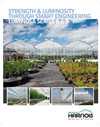 Luminosa - Model Series 8-9-11 - Greenhouse - Brochure