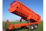 Harvester Tipping Trailers
