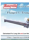Flanged U-Trough Screw Conveyors Brochure