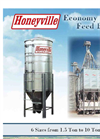 Square Bulk Feed Bins Brochure