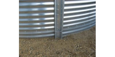 Cement Floors Flat Bottom Bins